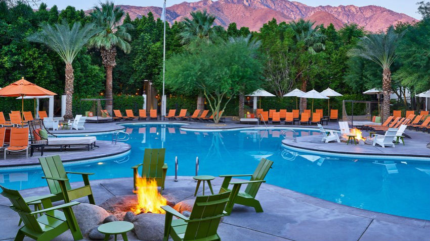 Discover the Renovated Luxury Hotel Riviera In Palm Springs