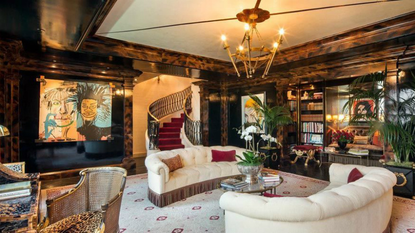 Meet the Amazing Tommy Hilfiger's Plaza Hotel Penthouse